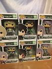 Funko Pop Seraph of The End full set exclusives anime Animation