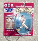 1996 RICHIE ASHBURN signed Starting Lineup Cooperstown Collection w/COA