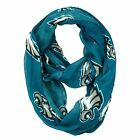 NEW PHILADELPHIA EAGLES SOFT SHEER INFINITY FASHION SCARF LICENSED