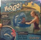 H2OGO UV 50+ Baby Care Seat Blue Inflatable Pool Float Ages 1 2 New Free Ship