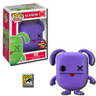 FUNKO POP UGLYDOLL #02 OX (PURPLE) SDCC 2012 COMIC CON EXCLUSIVE VINYL FIGURE 🌈