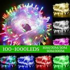 LED Christmas Fairy String Lights Lamps Wedding Party Indoor Outdoor Decoration