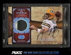 2011 Topps Five Star Aaron Rodgers AUTO PATCH 25 #FSSP-AR (PWCC)