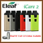 Authentic Eleaf iCare 2 650mah All In One Starter Kit w 2ml Tank 650mah Battery