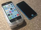 Apple iPhone 5c 16GB Blue was T Mobile now Unlocked Mint