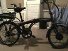 Excellent Condition Bargain Coyote Connect Folding Electric Bike 20