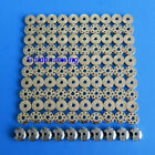 10 BOBBIN CASES FOR SINGLE NEEDLE MACHINES CONSEW BROTHER