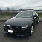 2012 Audi A4 Premium 2012 below $15000 dollars