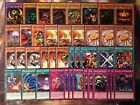 Yugioh Authentic Bonz Deck Anime 41 Cards Zombie Master Call of the Haunted NM