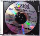 ARSENAL Demo CD 1. Beaver Hunt 2. I Want Your Cans - NEW / Sealed 2009 RARE!!!!