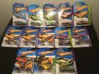 2012 2013 Hot Wheels Super Treasure Hunt Lot Of 12 plus FREE BONUS TH