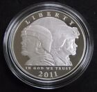 2011 United States Army Commemorative Coin Program Proof Silver With Box