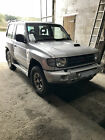 LARGER PHOTOS: Mitsubishi Shogan Spares or Repair