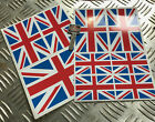 9x GREAT BRITAIN CAR STICKERS set camper vw expedition 4x4 land rover