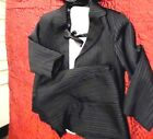 TODDLER BOYS FORMAL TUXEDO SZ 5 COMPLETE SUIT SET CHRISTMAS OUTFIT