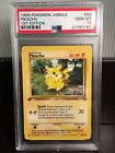 Pokemon Jungle PSA 10 GEM MINT 1st Edition Pikachu 60 64 Freshly Graded