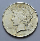 1924 P Peace Dollar SUPERB Silver Coin  No Reserve Price