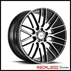 SAVINI 22 BM13 MACHINED CONCAVE WHEELS RIMS FITS INFINITI FX35 FX45