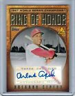 2008 Topps Update Ring of Honor WS Champions ORLANDO CEPEDA Autograph (B1307)