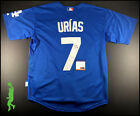 JULIO URIAS AUTOGRAPHED SIGNED LOS ANGELES DODGERS BASEBALL JERSEY PSA DNA COA