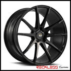 SAVINI 19 BM12 GLOSS BLACK CONCAVE WHEELS RIMS FITS ACURA RSX TSX