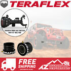 TeraFlex High Performance TERA30 44 Front Axle Tube Seal with 1 2 Wall Tube JK