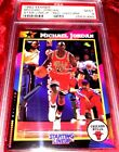 1992 KENNER MICHAEL JORDAN STARTING LINEUP RED UNIFORM 1/6 PSA 9! ONLY 4 PSA 10!
