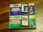 STARTING LINEUP HEADLINE COLLECTION 2 FIGURE LOT EMMITT SMITH & KEN GRIFFEY JR!!