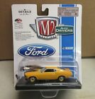 M2 MACHINES AUTO DRIVERS RELEASE 47 1970 FORD MUSTANG 428 SC J NIP 164 SCALE