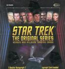 Star Trek The Original Series TOS Heroes & Villains Card Box