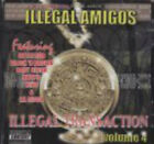 Vol. 4-Illegal Transaction by Illegal Amigos CD NEW Sealed