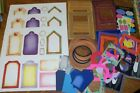 TAGS PHOTO FRAMES FOR SCRAPBOOKING  PAPER CRAFTS
