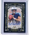 2015 Topps Museum Collection Football Cards - Review Added 52