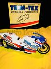 NHRA Geno Scali 19 Diecast SIGNED Pro Stock Bike RARE Motorcycle