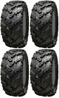 Four 4 Interco Reptile ATV Tires Set 2 Front 26x9 12  2 Rear 26x11 12