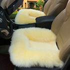 New Universal Wool Soft Warm Fuzzy Auto Car Seat Covers Front Cover Cushion Gift