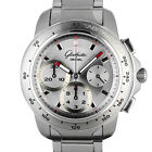 Glashutte Original 39-31-44-04-14 Sport Evolution Evo Chronograph Steel Watch