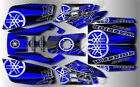 YAMAHA WARRIOR full graphics kit DECALS STICKERS ..THICK AND HIGH GLOSS