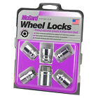 McGard 24552 Chrome Cone Seat Wheel Lock Set M12x125 3 4