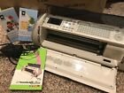 PROVO CRAFT CRICUT EXPRESSION 24 DIE CUTTING MACHINE WITH TWO SHAPES CARTRIDGES