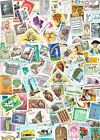 Worldwide All Different MNH 100 Stamps 63 CountriesD 8114