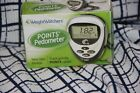 Weight Watchers Points Pedometer Track Activity Points Values