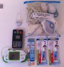 Lot of Baby Stuff 2 Baby Monitors Thermometer Games Nightlight Toothbrush