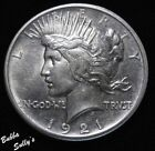 1921 Peace Silver Dollar  XF Details