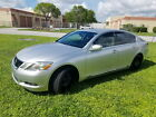 2006 Lexus GS GS300 AWD for $7900 dollars
