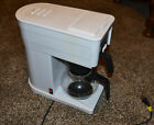 BUNN Model GR White Pour Omatic Coffee Maker 6 Cup