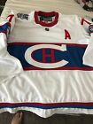 Subban authentic alternate Montreal Canadiens hockey jersey winter classic
