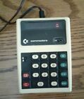 Vintage Commodore Calculator in Working Order Rare 1970s Minuteman Electronic