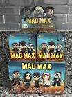 NEW FUNKO MYSTERY MINI MAD MAX FURY ROAD FULL CASE OF 12 VINYL FIGURES FREE SHIP