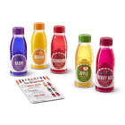 Returned Melissa  Doug Tip and Sip Toy Juice Bottles With Activity Card Free Sh